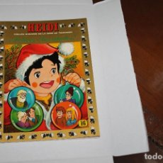 Tebeos: HEIDI Nº 16, EDITORIAL ERSA. Lote 100515238