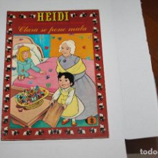 Tebeos: HEIDI Nº 8, EDITORIAL ERSA. Lote 98674003