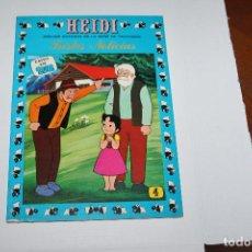 Tebeos: HEIDI Nº 4, EDITORIAL ERSA. Lote 98674071