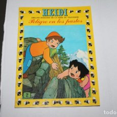 Tebeos: HEIDI Nº 2, EDITORIAL ERSA. Lote 98674083