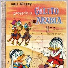 Tebeos: GILITO DE ARABIA - WALT DISNEY COLECCION DUMBO Nº 2 - 1969. Lote 99523443