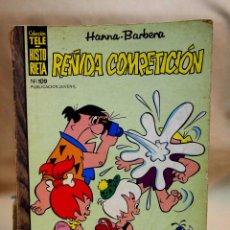 Tebeos: TELE HISTORIETA, Nº 109, HANNA BARBERA, EDICIONES RECREATIVAS, ERSA, 1978. Lote 100040395
