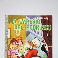 Tebeos: CÓMIC WALT DISNEY / EL IMPERIO DEL PADRUSCO - Nº 18 - EDITORIAL ERSA - AÑO 1971. Lote 100148963