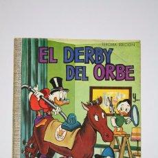 Tebeos: CÓMIC WALT DISNEY / EL DERBY DEL ORBE - Nº 35 - EDITORIAL ERSA - AÑO 1970. Lote 100149743