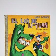 Tebeos: CÓMIC WALT DISNEY / EL LIO DE LI - YUAN - Nº 39 - EDITORIAL ERSA - AÑO 1971. Lote 100149871