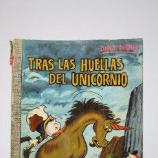 Tebeos: CÓMIC WALT DISNEY / TRAS LAS HUELLAS DEL UNICORNIO - Nº44 - EDITORIAL ERSA - AÑO 1968. Lote 100149951