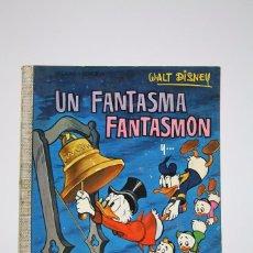 Tebeos: CÓMIC WALT DISNEY / UN FANTASMA FANTASMON - Nº49 - EDITORIAL ERSA - AÑO 1970. Lote 100150031