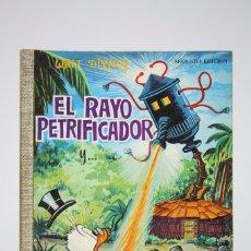 Tebeos: CÓMIC WALT DISNEY / EL RAYO PETRIFICADOR - Nº51 - EDITORIAL ERSA - AÑO 1970. Lote 100150079