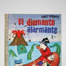 Tebeos: CÓMIC WALT DISNEY / EL DIAMANTE ALARMANTE - Nº 73 - EDITORIAL ERSA - AÑO 1971. Lote 100150371