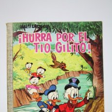 Tebeos: CÓMIC WALT DISNEY / HURRA POR EL TIO GILITO - Nº 79 - EDITORIAL ERSA - AÑO 1971. Lote 100150531