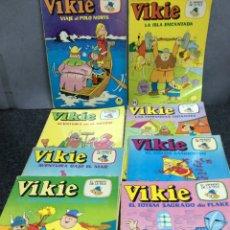 Tebeos: VIKIE EL VIKINGO DE LA TELE, LOTE 19 EJEMPLARES , EDITA : EDICIONES RECREATIVAS ERSA. Lote 37951948