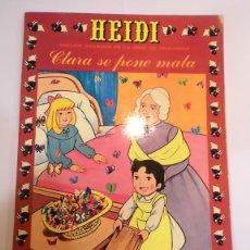 Tebeos: HEIDI - NUM 8 - ERSA- 1976. Lote 100509395