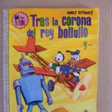 Tebeos: COLECCION DUMBO Nº 81 TRAS LA CORONA DEL REY BOLLULLO. Lote 100584243