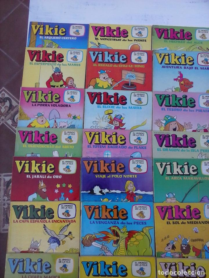 Tebeos: VIKIE EL VIKINGO EDI. ERSA 1975 - 23 TEBEOS - VER IMÁGENES - Foto 2 - 101409575