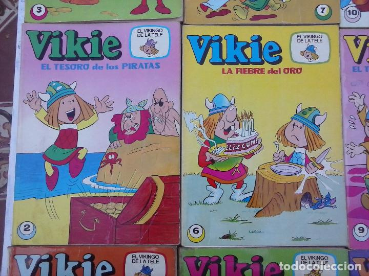 Tebeos: VIKIE EL VIKINGO EDI. ERSA 1975 - 23 TEBEOS - VER IMÁGENES - Foto 7 - 101409575