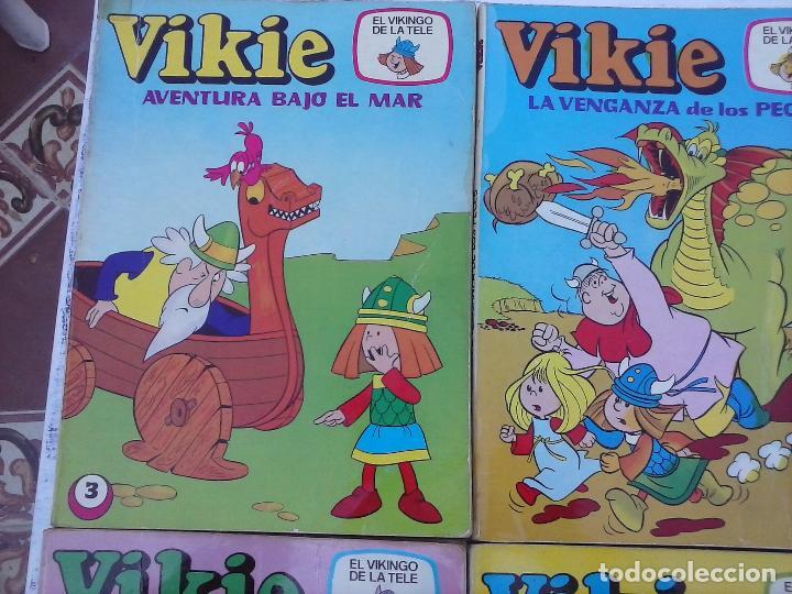 Tebeos: VIKIE EL VIKINGO EDI. ERSA 1975 - 23 TEBEOS - VER IMÁGENES - Foto 9 - 101409575