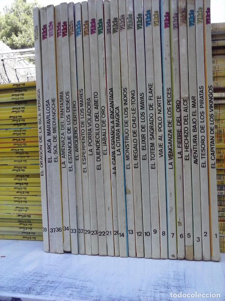 Tebeos: VIKIE EL VIKINGO EDI. ERSA 1975 - 23 TEBEOS - VER IMÁGENES - Foto 13 - 101409575