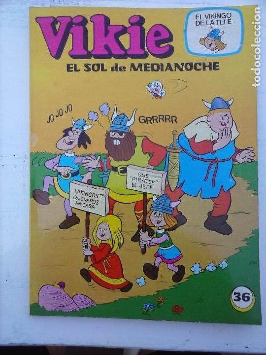 Tebeos: VIKIE EL VIKINGO EDI. ERSA 1975 - 23 TEBEOS - VER IMÁGENES - Foto 16 - 101409575