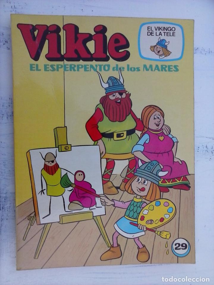 Tebeos: VIKIE EL VIKINGO EDI. ERSA 1975 - 23 TEBEOS - VER IMÁGENES - Foto 19 - 101409575