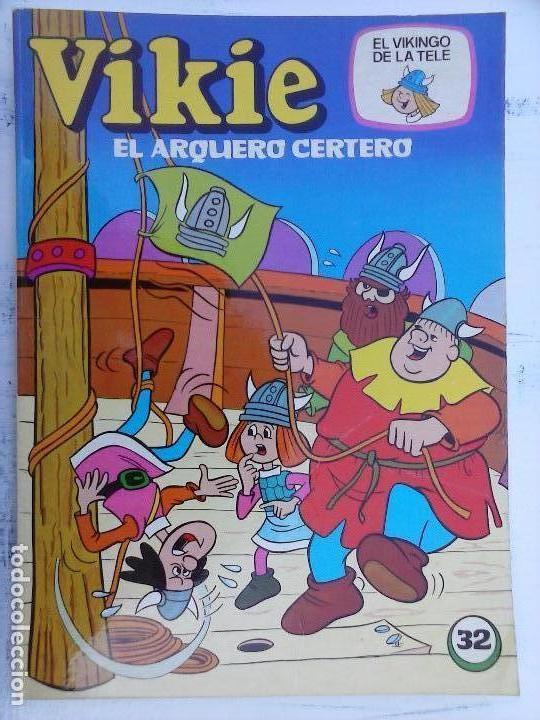 Tebeos: VIKIE EL VIKINGO EDI. ERSA 1975 - 23 TEBEOS - VER IMÁGENES - Foto 20 - 101409575