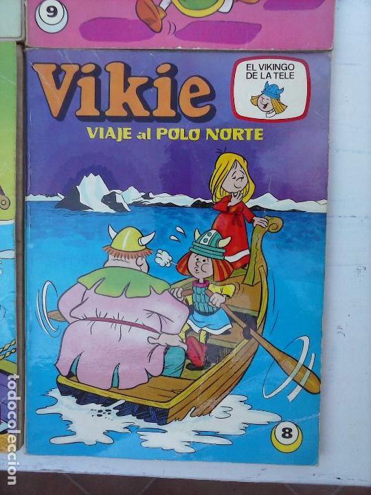 Tebeos: VIKIE EL VIKINGO EDI. ERSA 1975 - 23 TEBEOS - VER IMÁGENES - Foto 25 - 101409575
