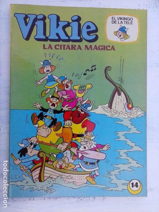 Tebeos: VIKIE EL VIKINGO EDI. ERSA 1975 - 23 TEBEOS - VER IMÁGENES - Foto 28 - 101409575