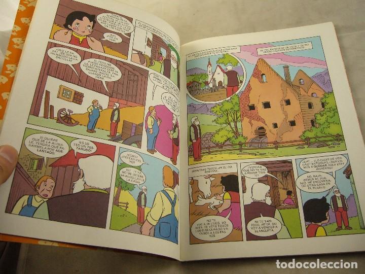 Tebeos: HEIDI Nº 10 CARTA A CLARA. - Foto 3 - 102772543