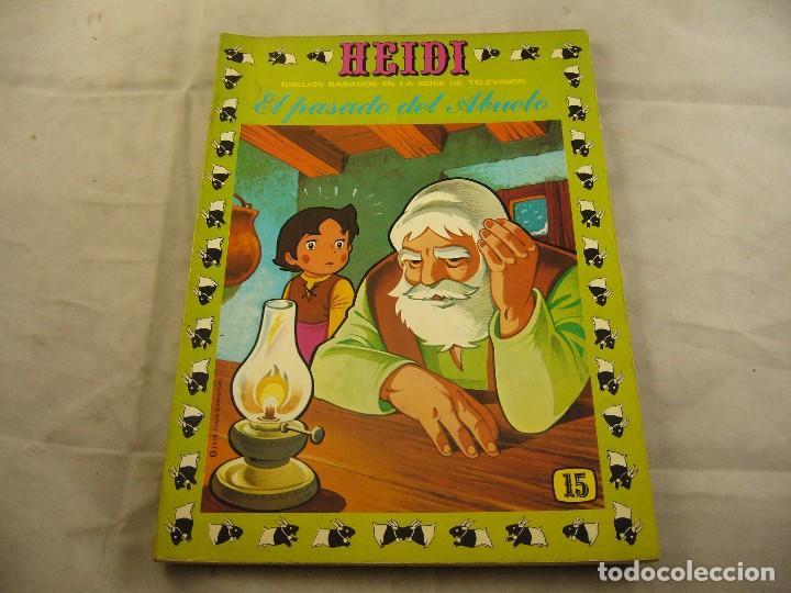 HEIDI Nº 15, EDITORIAL ERSA (Tebeos y Comics - Ersa)