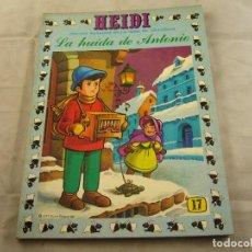 Tebeos: HEIDI Nº 17, EDITORIAL ERSA. Lote 102776147