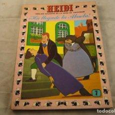 Tebeos: HEIDI 7. Lote 102777275