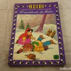 Tebeos: HEIDI Nº 14 EL ESTADO ES NORMAL. Lote 102777535