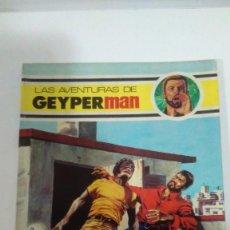 Tebeos: LAS AVENTURAS DE GEYPERMAN Nº 8. Lote 103562315