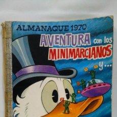 Tebeos: COLECCIÓN DUMBO Nº 58 AVENTURA CON LOS MINIMARCIANOS DE WALT DISNEY. ERSA 1969. Lote 103682135
