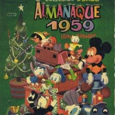 Tebeos: DUMBO ALMANAQUE 1959. Lote 103717779
