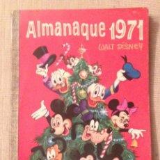 Tebeos: DUMBO ERSA Nº 71 ALMANAQUE 1971. Lote 103806839