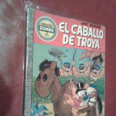 Tebeos: DUMBO COMIC DISNEY ERSA Nº 123 EL CABALLO DE TROYA. Lote 104766903