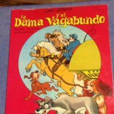 Tebeos: LA DAMA Y EL VAGABUNDO DISNEY AÑO 1976, COLECCIÓN CUCAÑA , DE ERSA. Lote 105204175