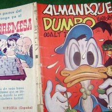 Tebeos: ALMANAQUE DUMBO PARA 1950 VER FOTOS Y DESCRIPCION CJ 20. Lote 109508735