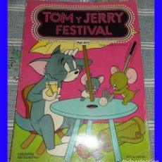 Tebeos: TOM Y JERRY FESTIVAL N.º 61 ERSA 1982. Lote 111456147