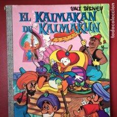 Tebeos: EL KAIMAKAN DE KAIMAKUN - WALT DISNEY - COLECCIÓN DUMBO NÚMERO 74. Lote 112043823