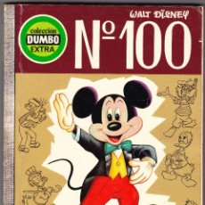 Tebeos: COLECCION DUMBO EXTRA Nº 100 - EXTRA. Lote 112406335