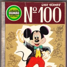 Tebeos: COLECCION DUMBO EXTRA Nº 100 - EXTRA. Lote 112406411