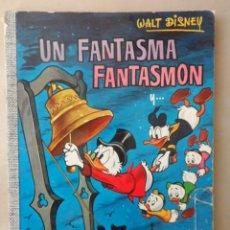 Livros de Banda Desenhada: WALT DISNEY: DUMBO Nº 49 - POSIBLE ENVÍO GRATIS - ERSA - 1969 - UN FANTASMA FANTASMON Y.... Lote 113081931