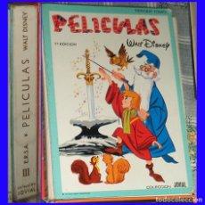 Tebeos: PELICULAS TOMO III 3 ERSA JOVIAL 1967 . Lote 113388015