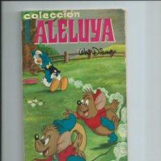 BDs: COLECCION ALELUYA Nº 8 : DOS GRANDES RATONES . ERSA, 1969. Lote 113398715
