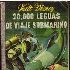 Tebeos: COMIC DUMBO, Nº 33: 20.000 LEGUAS DE VIAJE SUBMARINO - ERSA, WALT DISNEY. Lote 114407815