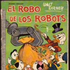 Tebeos: COMIC DUMBO, Nº 19: EL ROBO DE LOS ROBOTS - ERSA, WALT DISNEY. Lote 114407947