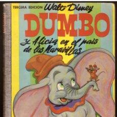 Tebeos: COMIC DUMBO, Nº 14: DUMBO Y ALICIA EN EL PAIS DE LAS MARAVILLAS - ERSA, WALT DISNEY. Lote 114407971