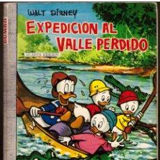 Tebeos: COMIC DUMBO, Nº 13: EXPEDICION AL VALLE PERDIDO - ERSA, WALT DISNEY. Lote 114407975