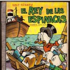 Tebeos: COMIC DUMBO, Nº 9: EL REY DE LAS ESPINACAS - ERSA, WALT DISNEY. Lote 114408007